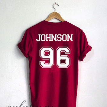 Jack Johnson Shirt Johnson 96 Tshirt Unisex Size - RT90