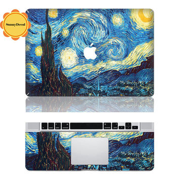 Dusk Sky -- Macbook Protective Decals Stickers Mac Cover Skins Vinyl Case for Apple Laptop Macbook Pro/Macbook Air/iPad