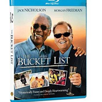 Bucket List (BR-DVD / WS) Jack Nicholson, Morgan Freeman, Sean Hayes, Beverly Todd, Rob Morrow