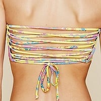 Beach Riot May Top Bandeau at Free People Clothing Boutique
