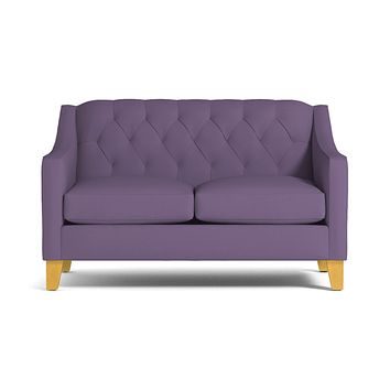 "Jackson Apartment Size Sofa :: Leg Finish: Natural / Size: Apartment Size - 68""w"