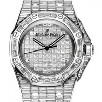 Audemars Piguet Royal Oak Mens Automatic Watch 15130BC.ZZ.8042BC.01