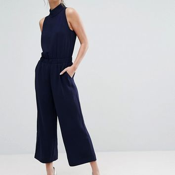 Ted Baker Gwendie Midi Jumpsuit at asos.com