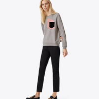 Tory Burch Carly Sweatshirt