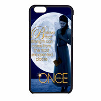 Once Upon A Time Belle  Full Moon iPhone 6S Case
