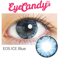EOS Ice Blue Fashion Contact Lenses | EyeCandy's