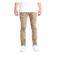 Embellish NYC Silhouette 2.0 Pants In Khaki