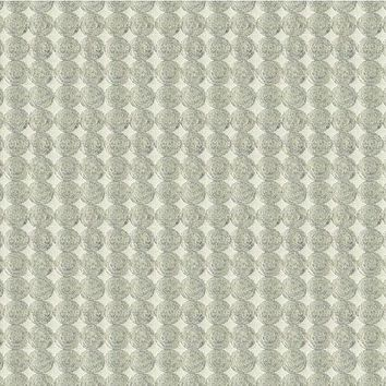 Kravet Couture Fabric 33557.11 Rare Coin Sterling