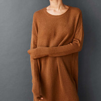 BDG Oversized Dolman Sweater Mini Dress - Urban Outfitters