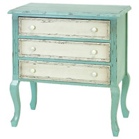 Mint Three Drawer Chest