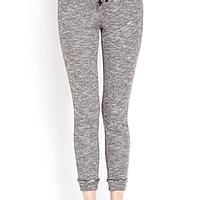 Minimalist Heathered Sweatpants