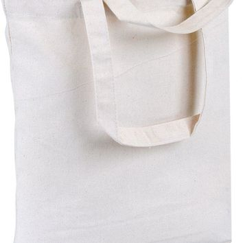Organic Cotton Bags - Heavy Canvas Tote Bags w/ Bottom Gusset   OR210