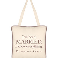 SIMPLY STATED 6x6 DOOR HANGER QUOTE MARY