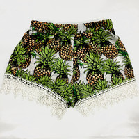 Pineapple Express Shorts
