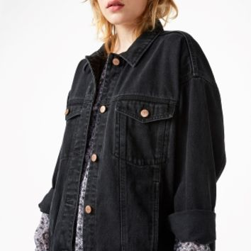Monki | Jackets & coats | Classic denim jacket