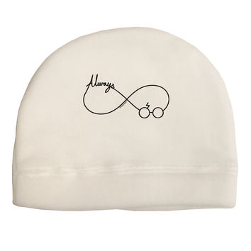 Always Infinity Symbol Child Fleece Beanie Cap Hat