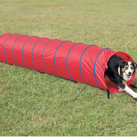 Agility Equipment 10 Foot Open Tunnel