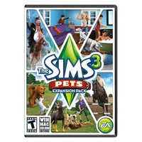 Sims 3: Pets (PC Games)