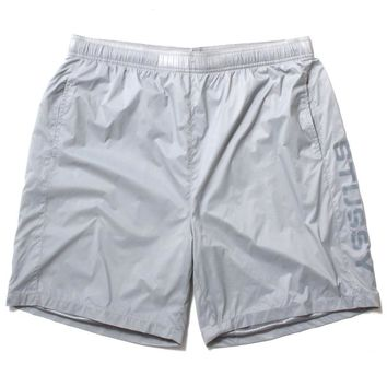 Sport Nylon Shorts Grey