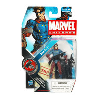 Bucky Marvel Universe Series 2 #10 Action Figure