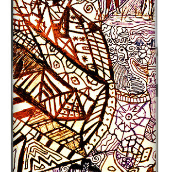 Ultimate Doodle One of a Kind iPhone 5 / 5s Case!
