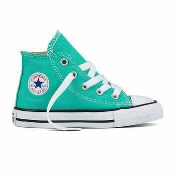 converse chuck taylor all star hi girls sneakers toddler jcpenney