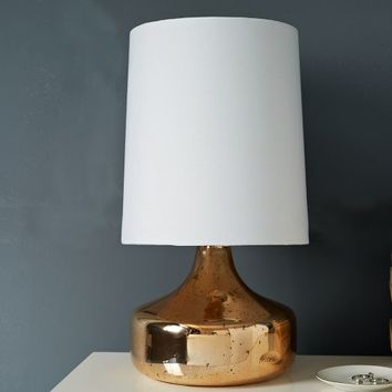 Perch Table Lamp - Rose Gold