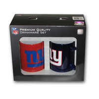 Hunter 2 Pack Coffee Mug - New York Giants