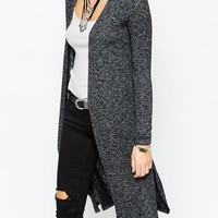 New Look Split Side Cardigan at asos.com