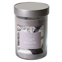 Signature Soy Fresh Container Candle BRN : Target