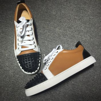 Cl Christian Louboutin Style #2023 Sneakers Fashion Shoes-1