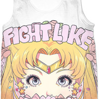 Sailor Moon Fight Like A Girl