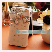 iPhone 5 Case, iPhone 4 Case, iPhone 4s Case, Bling iPhone 5 Case, iPhone 4 bling case, Cute iPhone 5 case, iPhone 4 bow case, iPhone cases