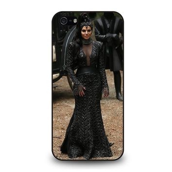 ONCE UPON A TIME EVIL QUEEN iPhone 5 / 5S / SE Case