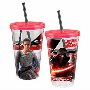 STAR WARS EPISODE 7 ACRYLIC CUP