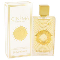 Cinema By Yves Saint Laurent Summer Fragrance Eau D'ete Spray 3 Oz