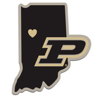 Purdue Boilermakers Home State Decal