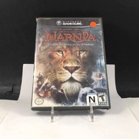 Chronicles of Narnia Lion Witch and the Wardrobe Gamecube