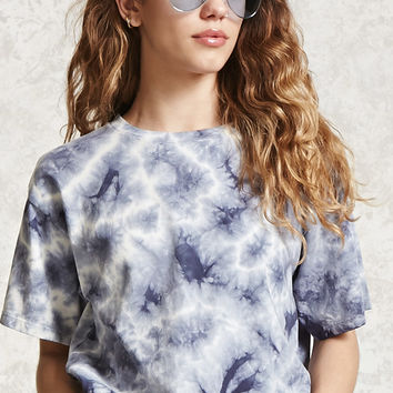 Tie-Dye Washed Tee