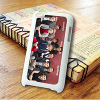 1d One Direction iPod Touch 4 Case