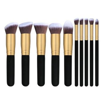 Makeup Brushes Premium Makeup Brush Set Eyeliner Blush Contour Brushes for Powder Cream Concealer Brush Kit gift