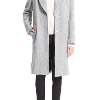 Women's rag & bone 'Ray' Wool & Alpaca Coat,