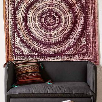 Plum & Bow Effie Dyed Medallion Tapestry