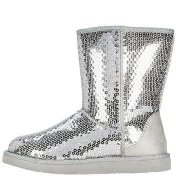 Womens Airwalk Shimmer Sequin Boot Payless Shoe Source