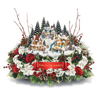 The Thomas Kinkade Floral Centerpiece