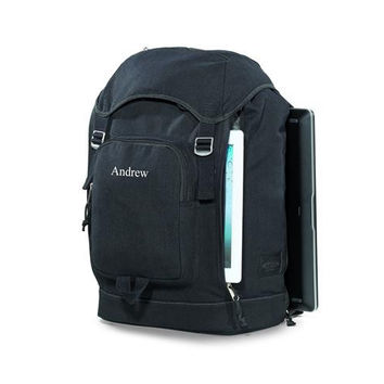 Heritage Black Supply Backpack