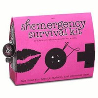 Shemergency Survival Kit : Back to Campus | Organize.comCollege | Organize.comThe Dorm Store | Organize.comHandy Stuff | Organize.comUtilities | Organize.com