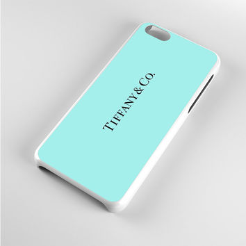 Color Branding Tiffany Blue Box Logo iPhone 5c Case