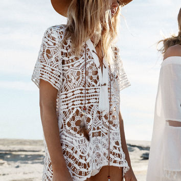 Buy Poca Lace Top Online by SABO SKIRT