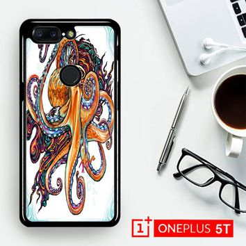 Octopus Ink V1619  OnePLus 5T / One Plus 5T Case